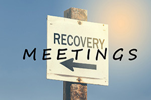 Recovery Meetings